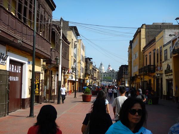 Tour of Lima