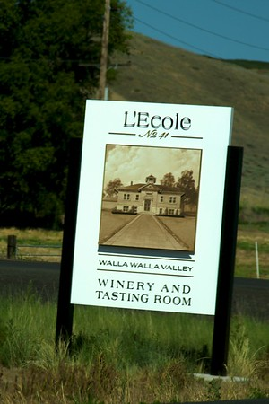 DAY ONE We will be coming back to Washington wine country on the way home and showing Onni how to do a wine tasting!