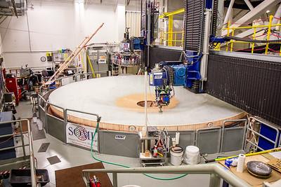 Steward Observatory Mirror Lab, University of Arizona, Tuscon AZ