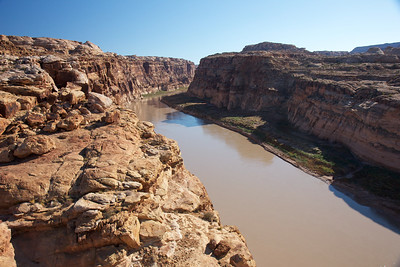 Colorado River, Hite, UT