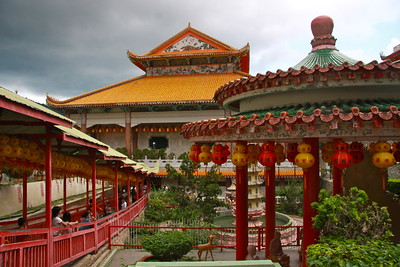 the Temple on Penang Hill in Penang Malaysia