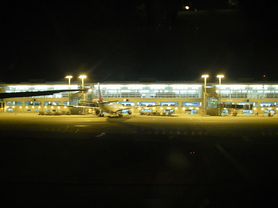 Incheon Airport in Seoul, South Korea