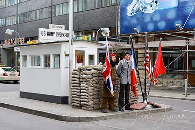 Checkpoint Charlei, Berlin