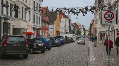 Travel; Germany; Tyskland; Flensburg;