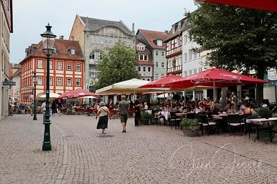 Travel; Germany; Tyskland; Fulda;