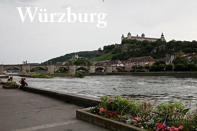 Travel; Germany; Tyskland; Würzburg;