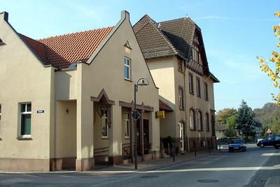Sontra, Germany 2005, Bahnhofstrasse