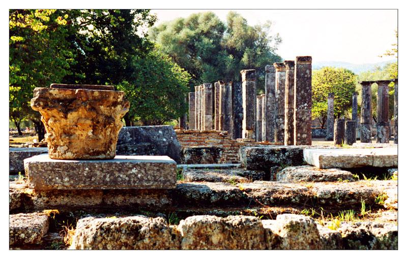 OLD OLIMPIA, PIRAEUS AND IRAKLION, GREECE