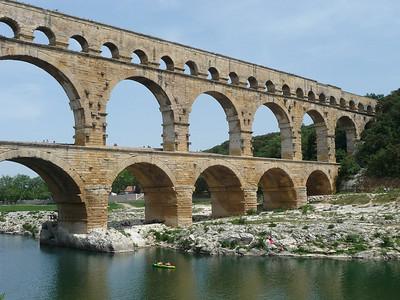 Carcassonne, Nimes & Pont du Gard 2009