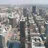 View from the Carlton Centre - Central Johannesburg