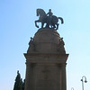 Statue near Union buildings, Pretoria