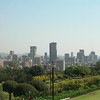 Pretoria city centre - viewed from Union buildings