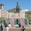 Paul Kruger Statue - Church square, Pretoria