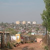 Squatter camp, Soweto