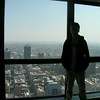 Richard, top of Carlton Centre - Central Johannesburg