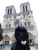 Tanya, Cathedrale de Notre Dame, Ile de la Cite