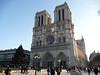Cathedrale de Notre Dame, Ile de la Cite