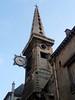 Tower of Eglise St-Louis en I'lle,<br /> <br /> Ile St Louis