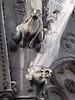 Gargoyles on Cathedrale de Notre Dame, Ile de la Cite