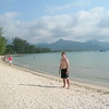 Richard, Klong Prao Beach, Koh Chang - after 2 weeks on the beach