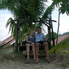 Love seat on the beach, Koh Chang