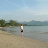 Richard, Klong Prao Beach, Koh Chang - at the start of the trip