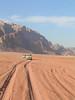 Wadi Rum desert trekking - Jordan