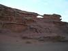 Strange Rock Bridge Formation - Wadi Rum - Jordan