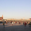 Djemaa el-Fna during the day