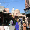 A busy medina street, Marrakesh