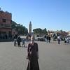 Tanya, Djemaa el-Fna, Marrakesh