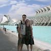 Richard and Tanya - Ciudad de las Artes y las Ciencias, Valencia