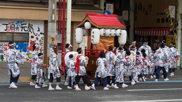 Gion - Summer Festival - 2017-07-15