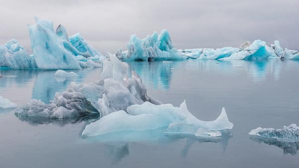 Iceberg Series #3, Jokulsarlon Glacier Lagoon, Iceland
