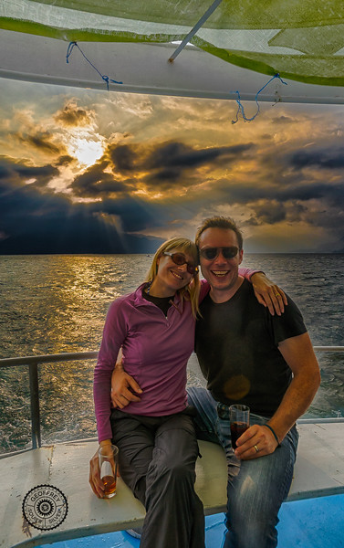 Brian and Naomi's Extraordinary Nuptial Event(s)
