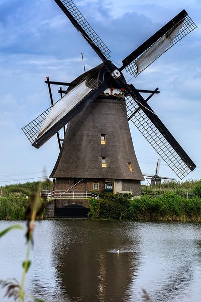 Kinderdijk Windmill