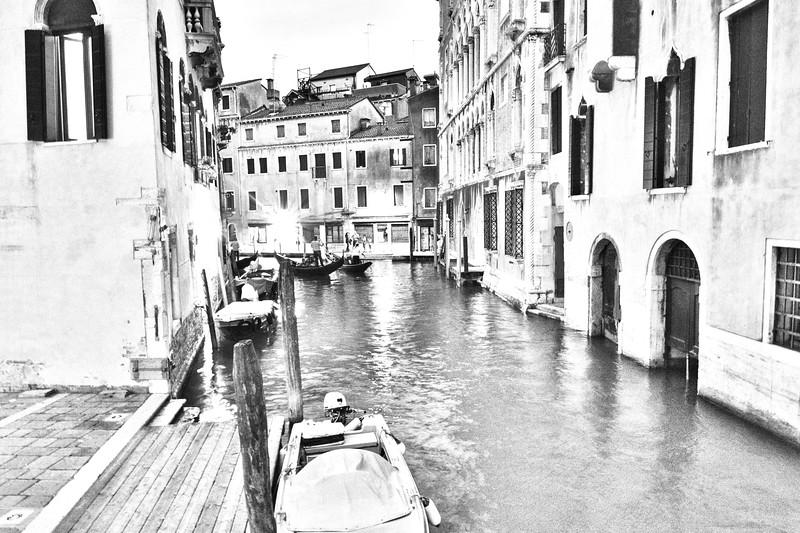Venice Back Alleys