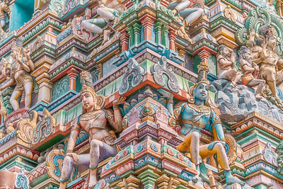South Indian Gopuram