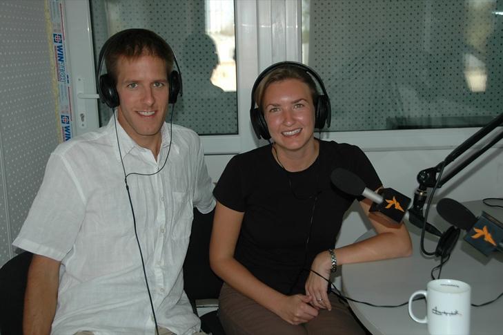 Radio Azattyk Radio Interview - Bishkek, Kyrgyzstan