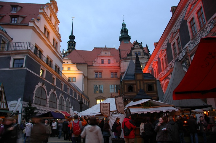 Advent Spectacle (Medieval Christmas Market) - Dresden, Germany