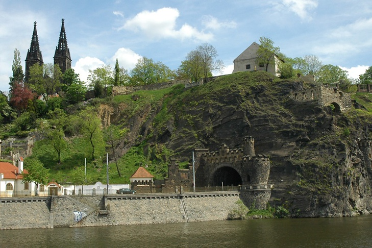 Vysehrad Castle - Prague, Czech Republic