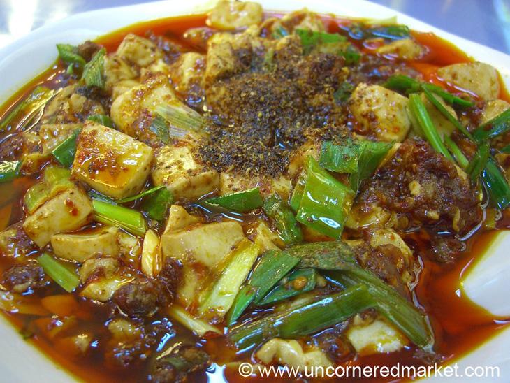 Grandma Chen's Mapo Tofu - Chengdu, China