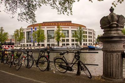 Amsterdam's Opera & Ballet Theatre