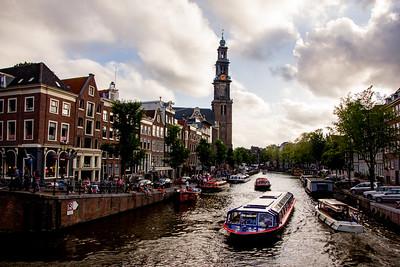 Amsterdam:  Canals & Gardens