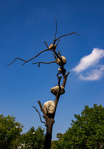 Rijk's another contemporary tree sculpture