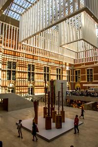 Rijks atrium entry