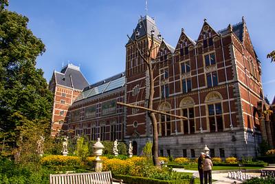 Rijks sculpture gardens