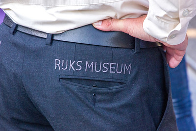 Unique tagging of Rijks Museum uniforms