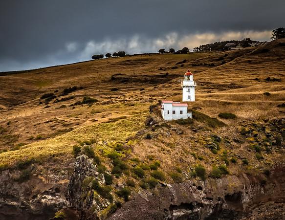 Taiaroa Head Lighthouse