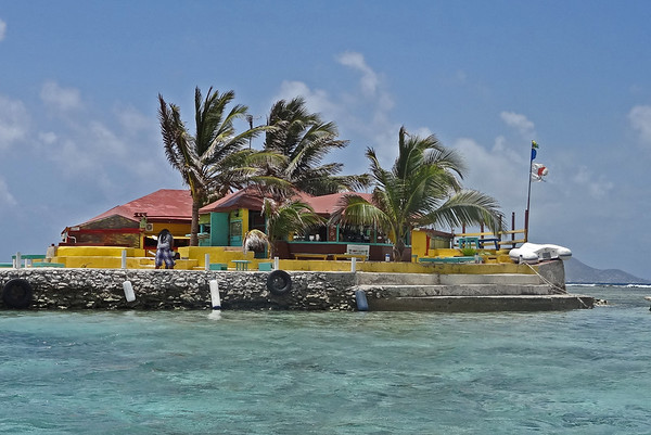Happy Island, Union Island